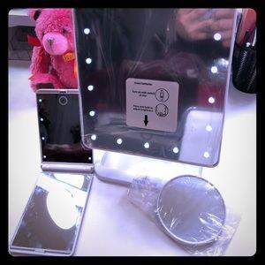 3pc vanity mirror